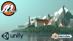 Build and Color over 20 Multi-story Low Poly Houses and Import into Unity! Highly recommended for …