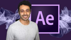 Learn how to create a logo animation with motion graphics in AdobeAfter Effects CC today!