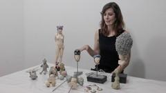 Curso Curso de Escultura en Plastilina Epoxica + Pintura de Piezas
