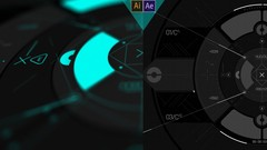 Learn HUD Design and Animation in Illustrator and After Effects from the Expert