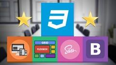 Curso Master en CSS: Responsive, SASS, Flexbox, Grid y Bootstrap