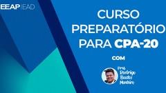 CPA-20 ATUALIZADO EM AGOSTO/2020 - 73 aulas, 26 horas, 700 questões de prova, suporte on-line …