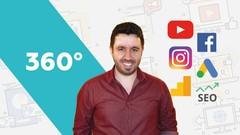 360° Dijital Pazarlama Eğitimi