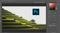 Techniques for Fast & Precise selections in Photoshop for Matte Painting, Image Manipulation, …