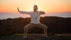 Extensive QiGong movement, breathing and meditation course.