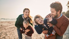 20 Ways To Be A Happy Parent