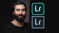 Adobe Lightroom Classic ve CC 2019  ile fotoğraflarınızı Profesyonel şekilde işlemeyi öğrenin!