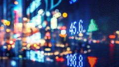 Imágen de Stock Trading,  la Bolsa de Valores