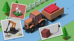 This comprehensive guide helps you to create beautiful Isometric scenes using Blender