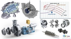 A complete understanding of construction details and functioning of centrifugal compressors for …