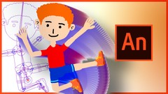 Learn character drawing, rigging and animation in Adobe Animate CC from scratch! Create your own …