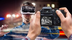 360 Panoramic Photography for VR, AR, and XR