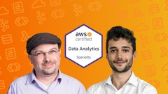 AWS Certified Data Analytics Specialty 2020 - Hands On!
