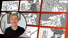 Become a Storyboard Artist, learn professional skills for story boarding for Film, Animation & …