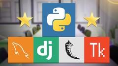 Curso Master en Python: Aprender Python 3, Django, Flask y Tkinter