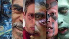Curso Maquillaje de caracterización y efectos especiales FX cine