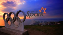 Olympic Games Analytics Project in Apache Spark for beginner | [LQ] - UdemyFreebies.com