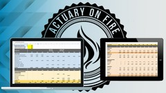 Calculate when you can become financially independent with a real-life actuary!