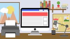 Canva Flat Design Masterclass: Guide To Flat Design In Canva - UdemyFreebies.com