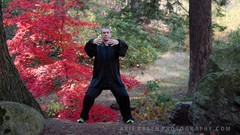 A detailed guide to a Tai Chi routine for physical health and mental wellness. Form-focused and …