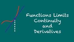 Derivatives...the Short Version