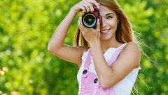 Portrait Photography with Simple Gear