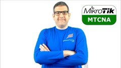 Master the topics of the MikroTik MTCNA track using the theory & practical LABS and be ready for the …