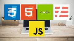 Imágen de Aprende Javascript ES9, HTML, CSS3 y NodeJS desde cero