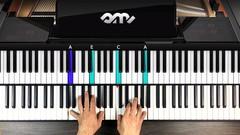 Curso Curso de Piano completo: desde cero a nivel avanzado.