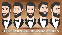 3D Character Animation in After Effects - UdemyFreebies.com