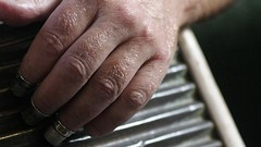 Play washboard today and play with guitar, bass, banjo, singers, skiffle bands, rock, blues, jazz, …