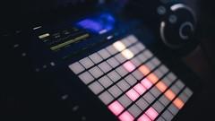 Ableton Live 10 : Música electrónica - Master de Audio 1