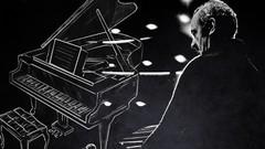 Imágen de Piazzolla en Piano
