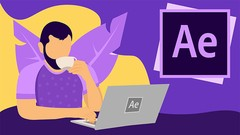 Learn motion graphics with the after effects software in a special way