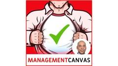 MANAGEMENT CANVAS - Strategie und Aktion All-in-One Tool - KostenloseKurse.com