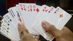Learn Accounting in a playful way using a deck of 52 cards in 60 minutes
