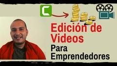 Imágen de Curso de edición de Videos para emprendedores