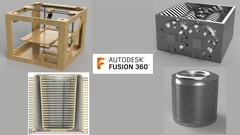Learn to use Fusion 360 and all of its design tools so that making your own designs is a breeze