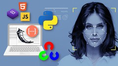 Face Recognition Web App with Machine Learning in Flask - UdemyFreebies.com