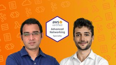 [NEW] AWS Certified Advanced Networking Specialty 2021