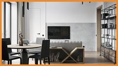 Curso MÁSTER Arquitectura de Interiores, Interiorismo y Decoración