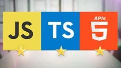 Curso Master en TypeScript, JavaScript Moderno, ES2021, APIs HTML5