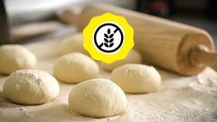 Curso Aprende cocina sin gluten. Panadería fácil gluten free.
