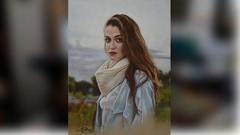 Imágen de Aprender a dibujar retrato en pastel - dibujo y pintura