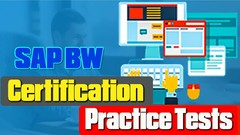 SAP BW Modeling and Data Acquisition C_BW4HANA_14 Practice