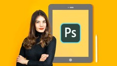 Photoshop on iPad: Learn Photoshop Retouching on the iPad - UdemyFreebies.com