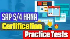 SAP S/4HANA Sourcing & Procurement (C_TS450_1709) Practice