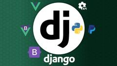 Imágen de Django 3 con Python 3 + integración con Vue, Bootstrap 4 o 5