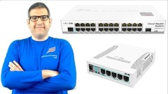 Understand and configure VLAN's on different MikroTik products (RB, CRS & CSS) using RouterOS and …