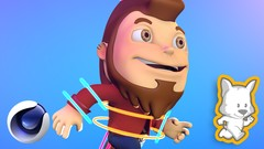 Create professional full body character rigs in Cinema 4D - Get your 3D characters to another level. …